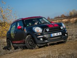 Mini Countryman Dakar Service Vehicle (R60) 2013 wallpapers
