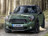Mini Cooper SD Countryman All4 (R60) 2014 wallpapers