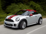 MINI John Cooper Works Coupe (R58) 2011 pictures