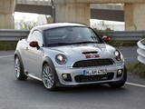 Pictures of MINI John Cooper Works Coupe (R58) 2011