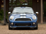 Pictures of MINI John Cooper Works Coupe US-spec (R58) 2011
