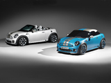 Mini Roadster Concept & Coupe Concept 2009 pictures