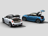Photos of Mini Roadster Concept & Coupe Concept 2009