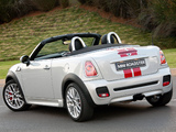MINI John Cooper Works Roadster ZA-spec (R59) 2012 images