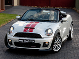 MINI John Cooper Works Roadster ZA-spec (R59) 2012 photos