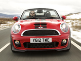 MINI Cooper S Roadster UK-spec (R59) 2012 pictures