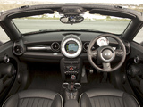 Photos of MINI Cooper S Roadster UK-spec (R59) 2012