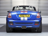 MINI Cooper SD Roadster UK-spec (R59) 2012 wallpapers