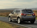 Images of Mitsubishi ASX UK-spec 2013