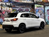 Mitsubishi ASX Black 2011 photos