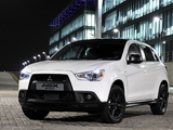 Pictures of Mitsubishi ASX Black 2011