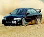 Ralliart Mitsubishi Carisma GT Evolution VI Black Diamond 1999 images