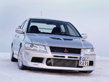 Pictures of Mitsubishi Carisma GT Evolution VII 2002–03