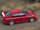 Mitsubishi Carisma GT Evolution VI Tommi Makinen Edition 2001 wallpapers