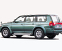 Mitsubishi Challenger (K90W) 1996–99 wallpapers