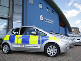 Mitsubishi Colt UK Safer Community Team 2008 images