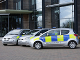 Mitsubishi Colt UK Safer Community Team 2008 pictures