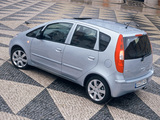 Photos of Mitsubishi Colt 5-door 2004–08