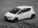 Photos of Mitsubishi Colt 3-door Ralliart 2008