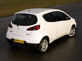 Photos of Mitsubishi Colt 3-door UK-spec 2008