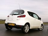 Pictures of Mitsubishi Colt 3-door UK-spec 2008
