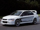 Images of Mitsubishi Lancer Evolution MIEV Concept 2005