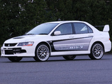 Mitsubishi Lancer Evolution MIEV Concept 2005 photos
