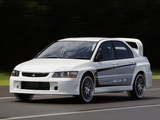 Photos of Mitsubishi Lancer Evolution MIEV Concept 2005