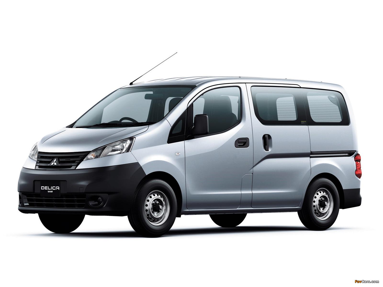 Images Of Mitsubishi Delica Van 2011 1600x1200
