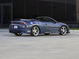 R1 Racing Wheels Mitsubishi Eclipse GTS Spyder 2003 photos