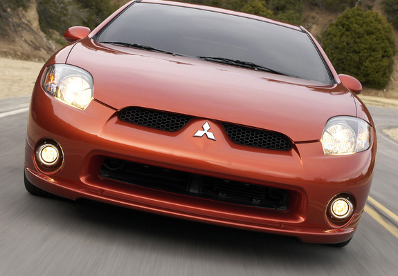 photos of mitsubishi eclipse gt se 2005 08. Black Bedroom Furniture Sets. Home Design Ideas