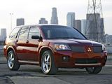 Mitsubishi Endeavor Ralliart Concept 2004 photos