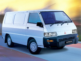 Mitsubishi Express SWB 1986 wallpapers