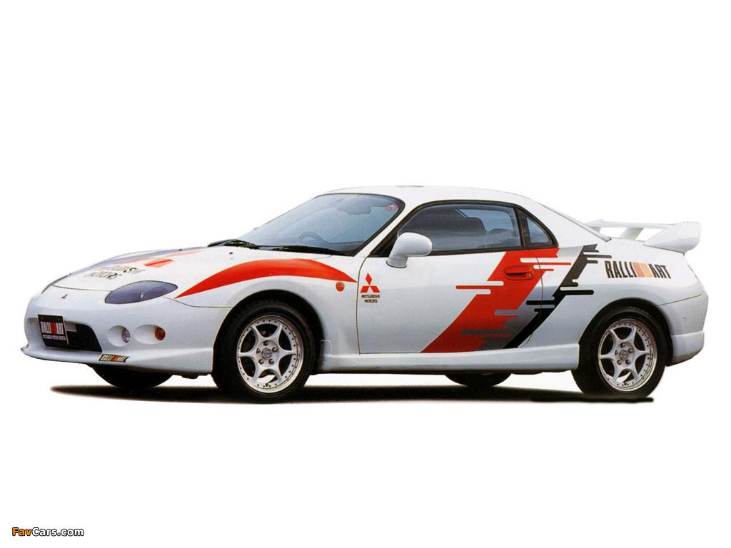 Mitsubishi Fto Gp R Wallpapers 1024x768