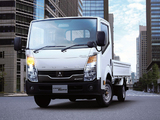 Mitsubishi Fuso Canter Guts 2012 wallpapers