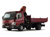 Images of Mitsubishi Fuso Canter (FE7) 2002–10