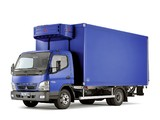 Mitsubishi Fuso Canter (FE7) 2002–10 wallpapers