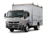 Mitsubishi Fuso Canter US-spec (FE7) 2010 photos