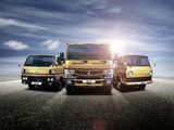 Mitsubishi Fuso Canter wallpapers