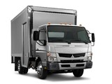 Pictures of Mitsubishi Fuso Canter US-spec (FE7) 2010