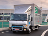 Pictures of Mitsubishi Fuso Canter 7C15 Eco Hybrid (FE7) 2012