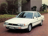 Pictures of Mitsubishi Galant (V) 1983–90