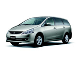 Mitsubishi Grandis JP-spec 2005–09 wallpapers