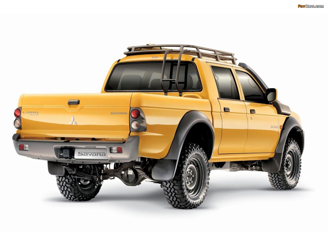 Camionetas Usadas Mitsubishi L200 En Ecuador | Autos Post