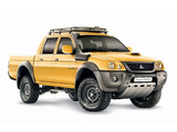 Mitsubishi L200 Savana 2008 wallpapers