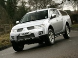 Pictures of Mitsubishi L200 Barbarian 2010