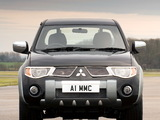 Mitsubishi L200 Animal UK-spec 2006–10 wallpapers