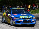 Images of Mitsubishi Lancer Evolution IX Race Car 2005–07