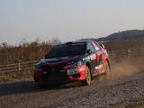 Mitsubishi Lancer Evolution X Race Car 2008 images
