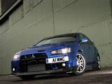 Mitsubishi Lancer Evolution X FQ-400 2009 photos